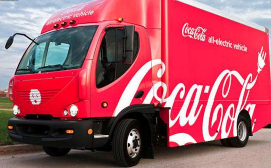 Coca-Cola Launches First Electric Refrigerated Truck Fleet!
